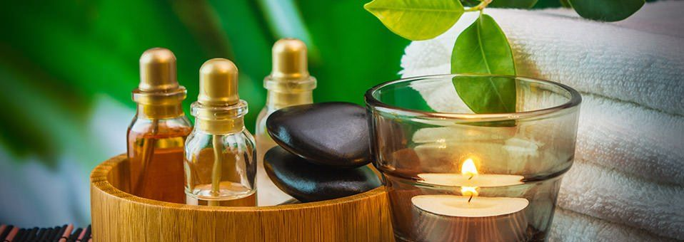Essential oils to help you relax